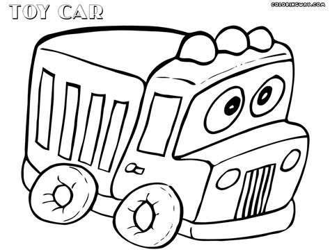 toy car coloring pages coloring pages to download and print