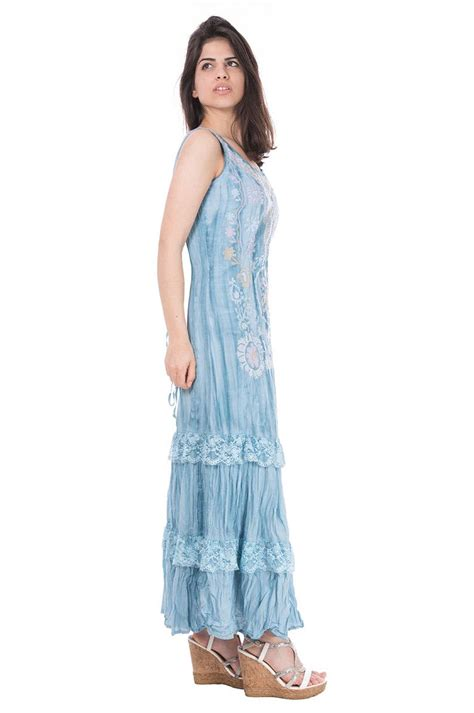 Lissa Maxi savage culture maxi dress lissa 32094 blue buy