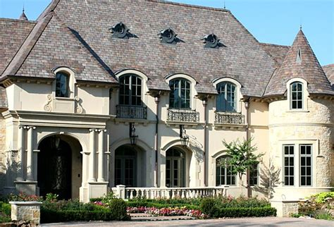 french chateau style homes french chateau style home for the home pinterest