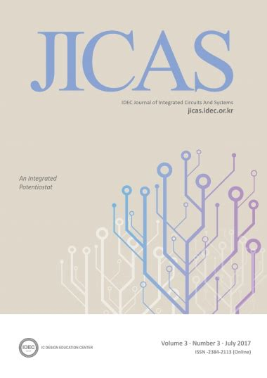 idec journal of integrated circuits and systems idec journal of integrated circuits and systems