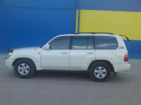 2002 Toyota Land Cruiser by 2002 Toyota Land Cruiser For Sale 4700cc Gasoline