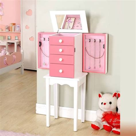 little girl jewelry armoire pin by jewelryboxdirect com on jewelry boxes pinterest