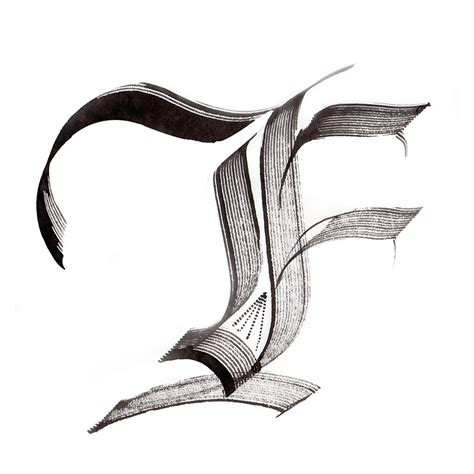 letter f tattoo designs letter f designs www imgkid the image kid