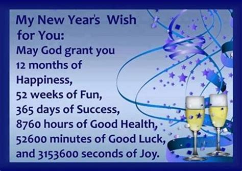 my new years wish for you pictures photos and images for
