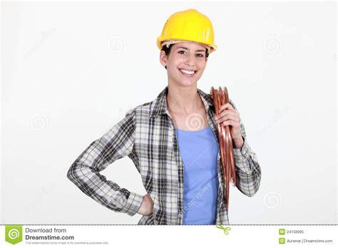 laborer on white background stock image image