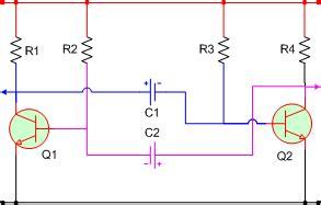 transistor c1815 la gi cơ bản mạch dao động