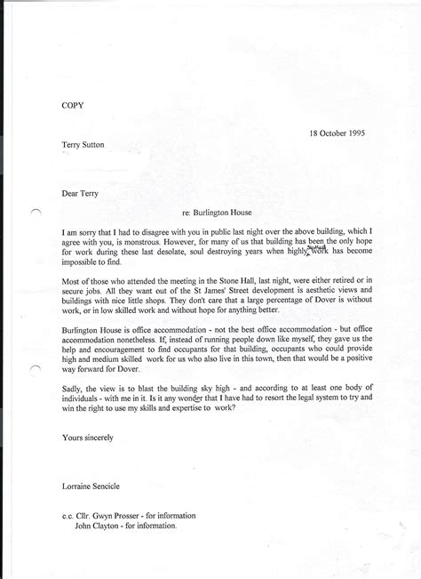 Permission Letter Housing Society Burlington House A Monument To An Arrogant Establishment