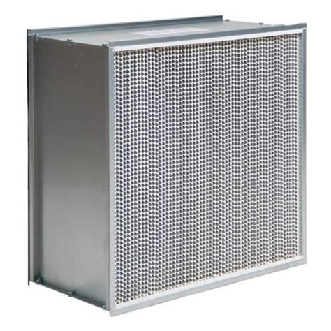 hepa filter at rs 2800 hepa box hepa air filters high efficiency particulate air