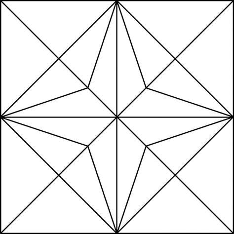 geometric pattern rotation geometric block pattern 18 clipart etc