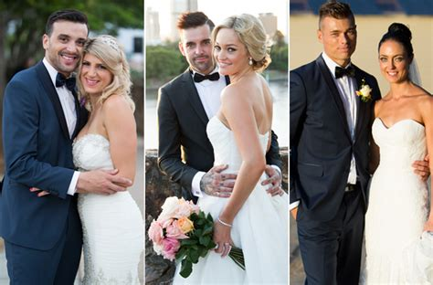 married at first sight couples enter year two of exclusive married at first sight what happened to the