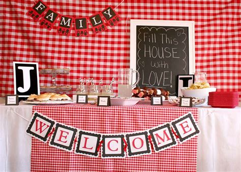 bbq housewarming party ideas photo    catch  party
