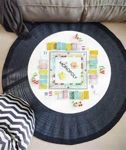 monopoly teppich skandinavisch wohnen inspirierende einrichtungsideen