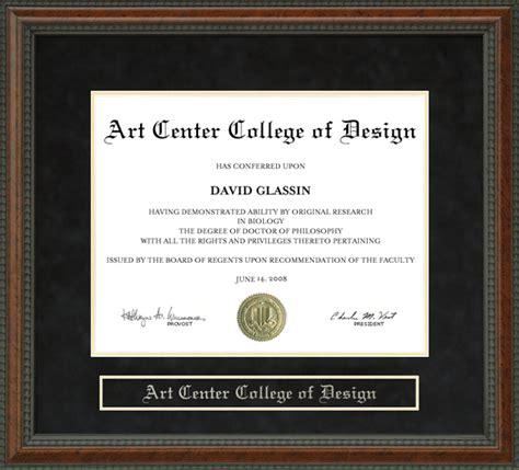 touro university designer diploma frame wordyisms art center college of design accd diploma frame wordyisms