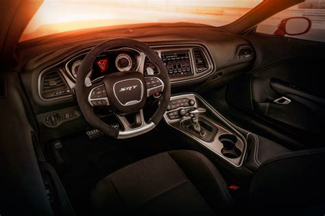 pictures of a challenger 2018 dodge challenger srt revealed in pictures by