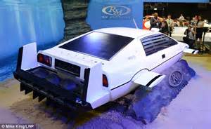 Lotus Sub Bond S Submarine Car Bought In A Blind Auction For