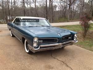 1966 Pontiac Grand Prix 1966 Pontiac Grand Prix Sport Coupe Loaded Car Solid