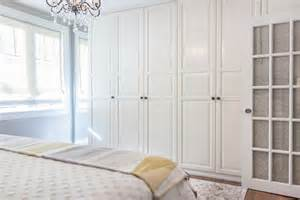 Where did you get the closets in this bedroom?