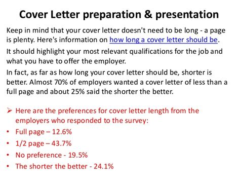how long does a cover letter have to be 14662