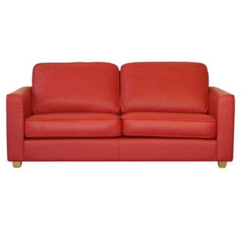 Debenhams Sofa Beds Dante Leather Sofa