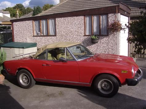 fiat spider 1978 1978 fiat 124 information and photos momentcar