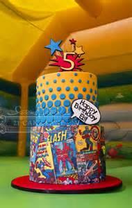 kuchen comic cool comic book cake