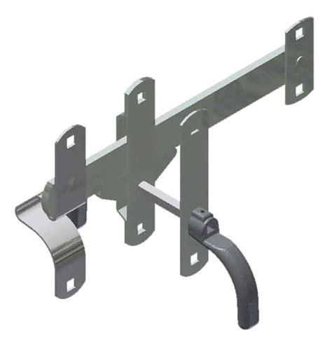 swing door latch latch swing lever door 1 3 4 quot to 2 5 8 quot zinc