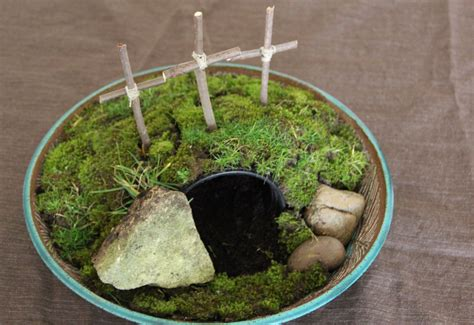 Easter Garden by An Easter Garden Part Of The