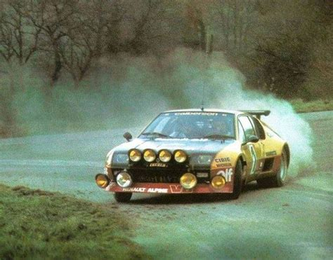 renault alpine a310 rally 1000 images about rally cars on pinterest subaru