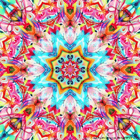 imagenes de mandalas coloridas mandalla mandalas coloridas psicod 201 licas e abusadas