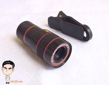 Lensa Universal Hp lensa tele hp 8x zoom universal