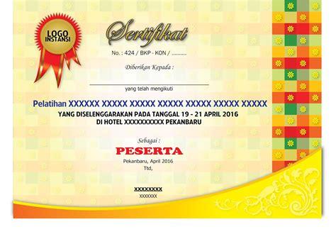 sertifikat motif melayu adhigraph