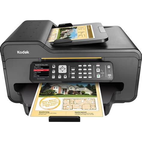 Kodak Esp Office 6150 kodak esp office 6150 all in one printer 1774488 b h photo