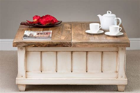 shabby chic coffee table diy 5 for the home pinterest