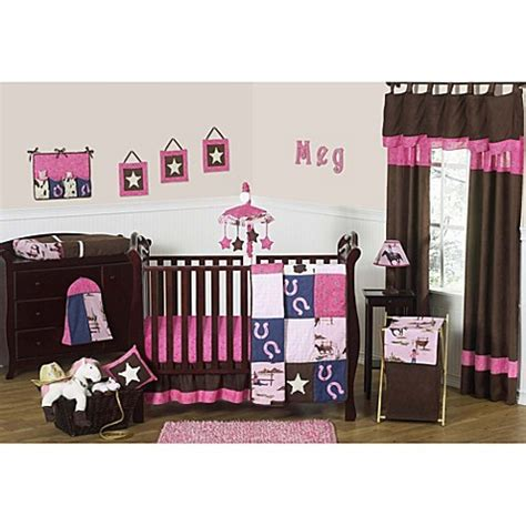 cowgirl crib bedding sweet jojo designs cowgirl crib bedding collection