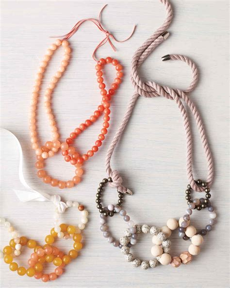 where can i buy stuff to make jewelry diy jewelry beaded necklaces make the chicest links