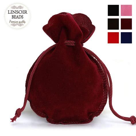 Velvet Bag velvet drawstring bag promotion shop for promotional