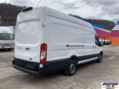 pre owned  ford transit van  full size cargo van