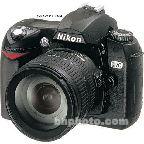 nikon digital d70 nikon d70 digital 25212 b h photo