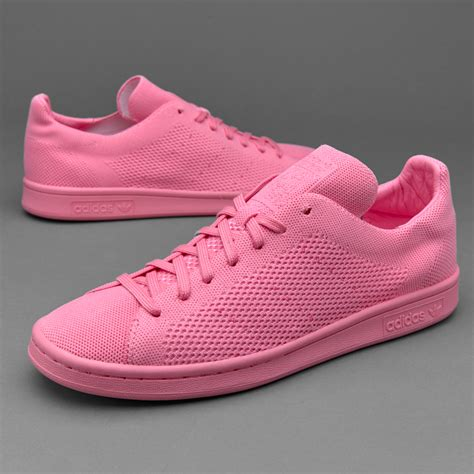 sepatu sneakers adidas originals stan smith primeknit semi