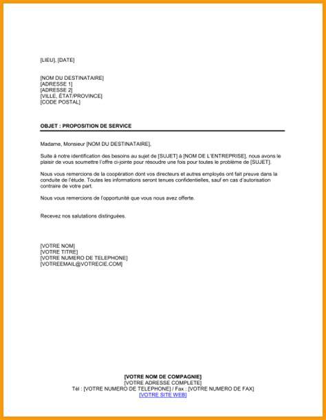Exemple De Lettre Offre D Achat Immobilier 7 Proposition D Achat Mod 232 Le Lettre Administrative