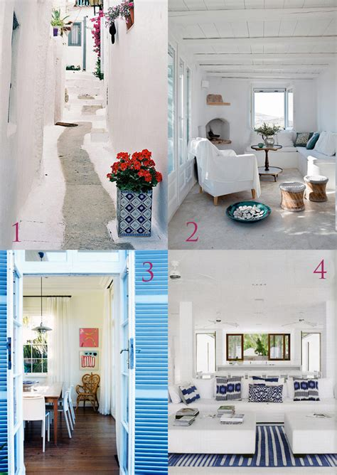 greek style home decor mexican decor inspired by summer lobster and swan