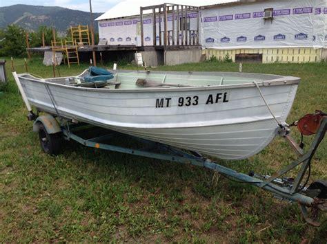starcraft aluminum jon boats 14 starcraft seafarer aluminum fishing boat