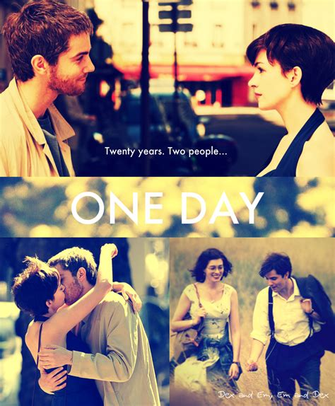 one day one day one day 2011 movie fan art 23243747 fanpop