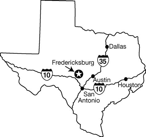 fredericksburg texas map the past comes alive in fredericksburg texas emerald coast magazine august september 2015