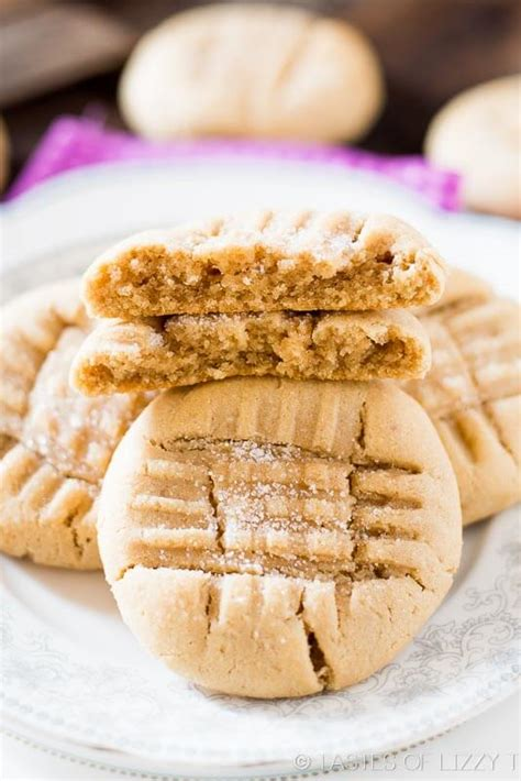 soft peanut cookies big bakery style cookie recipe