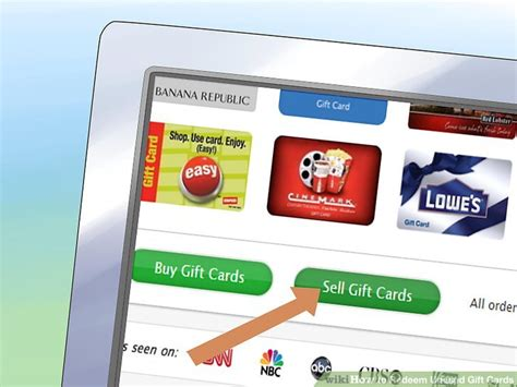 Trade In Unused Gift Cards - 4 ways to redeem unused gift cards wikihow