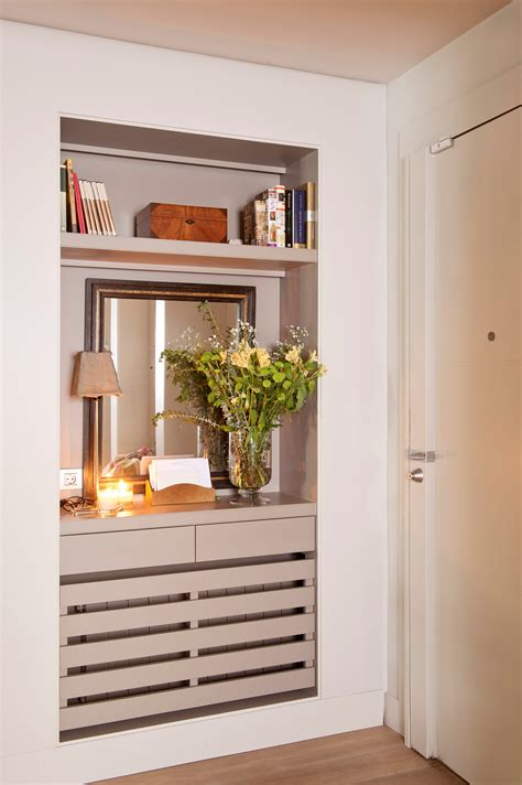 recibidores con armarios 10 ideas geniales para recibidores peque 241 os