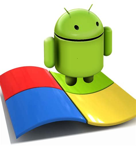 Android And Windows by Android Y Windows En Un Mismo Equipo Es Lo Que Quiere