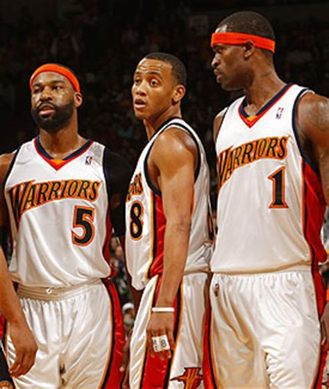 Mba Big 3 by Warriors 2007 08 Season In Review