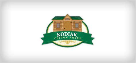 Kodiak Sheds by Kodiak Sheds Branding Logos